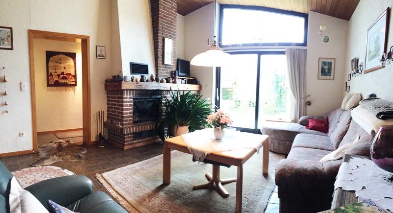 ... Kleine Wohnung Wohnzimmer Mit Kamin ...